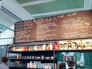 Café Himmelgrün in Augsburg