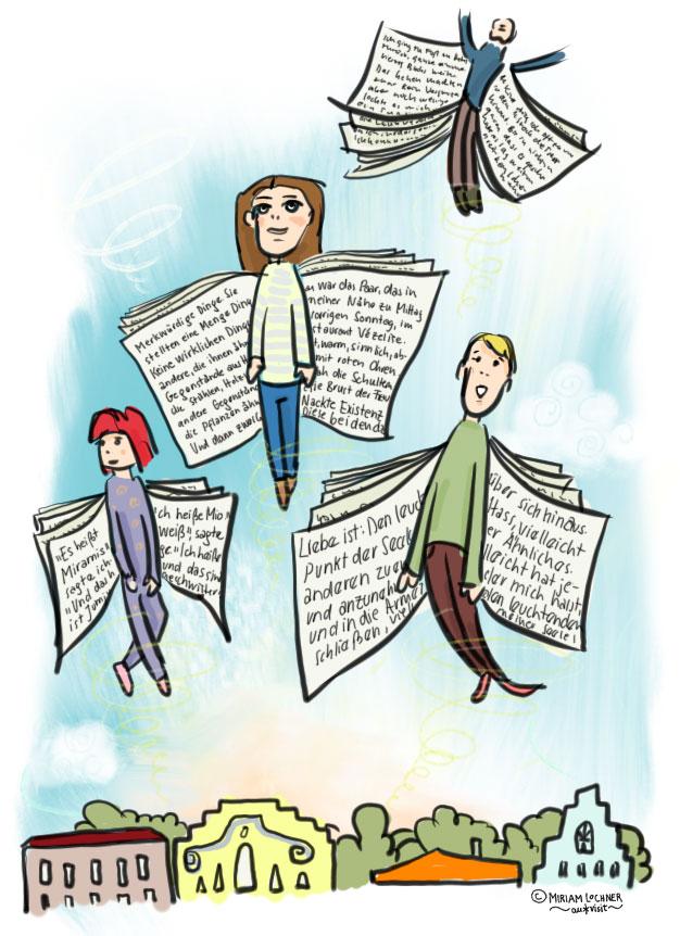 Lesen beflügelt!