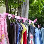 Klamotten & Wimpelkette