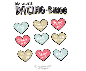 Dating-Bingo