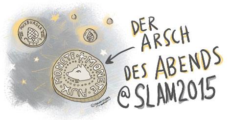 Auxburger Arschmünze