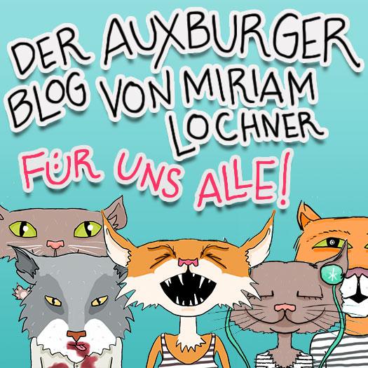 Der Augsburg Blog von Miriam Lochner: Was Dich hier erwartet: Kultur, Lifestyle, Tinder-Dates, Musik & ein bisschen Fashion und Beauty