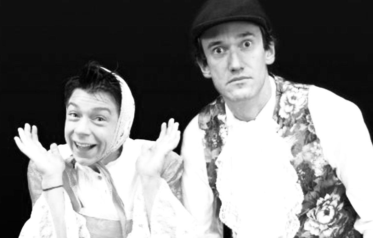 Hamlet for you im Sensemble Theater