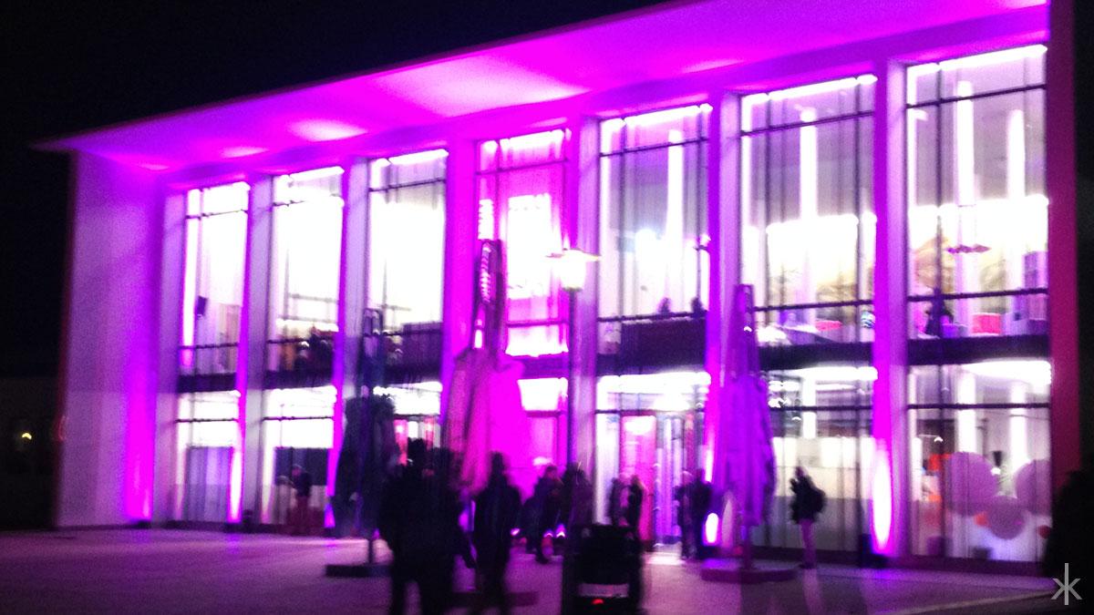 Kongresshalle München QVED 2016