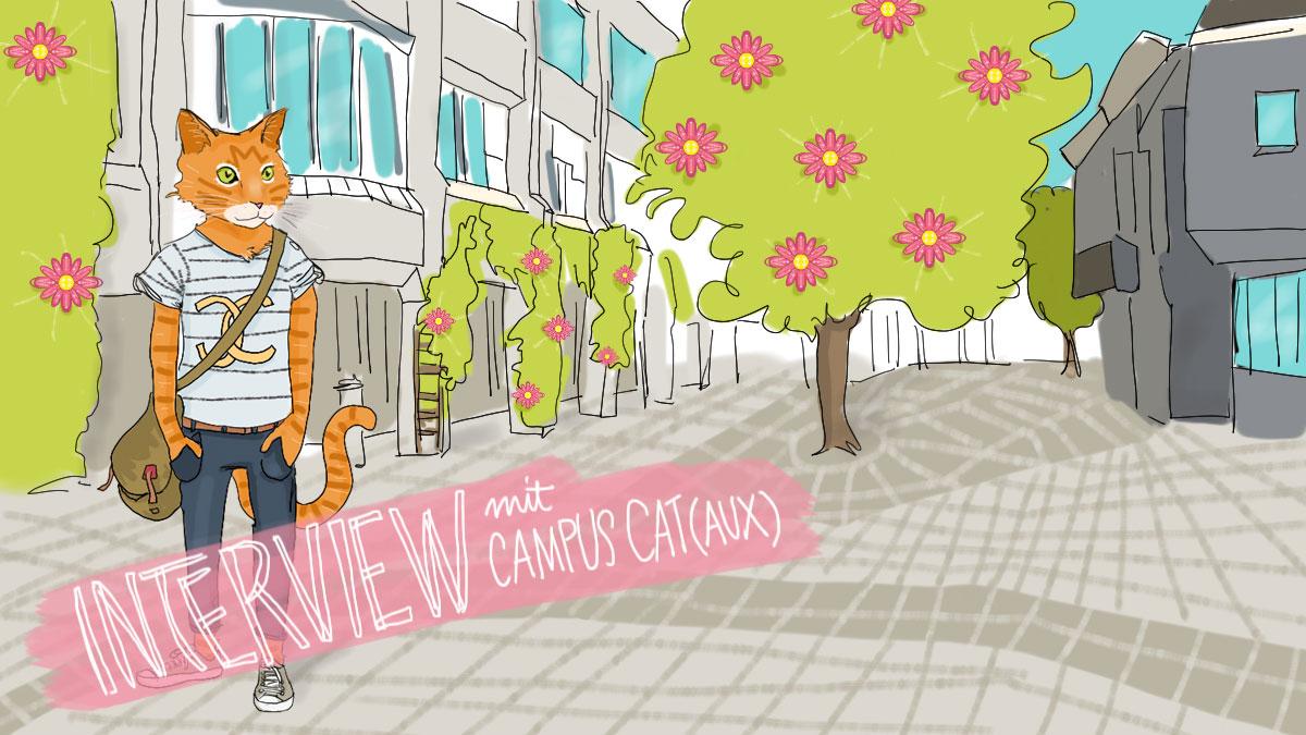 CampusCat im Interview: die Mode-Trends im Frühjahr 2016