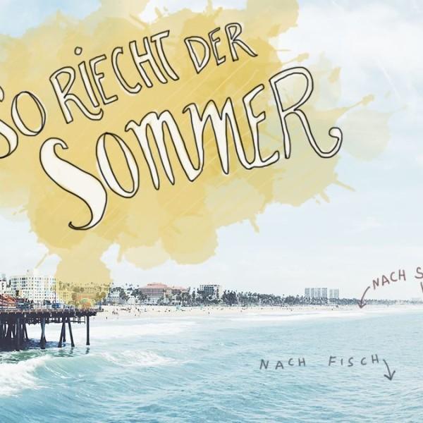 Sommerdüfte – so riecht der Sommer!