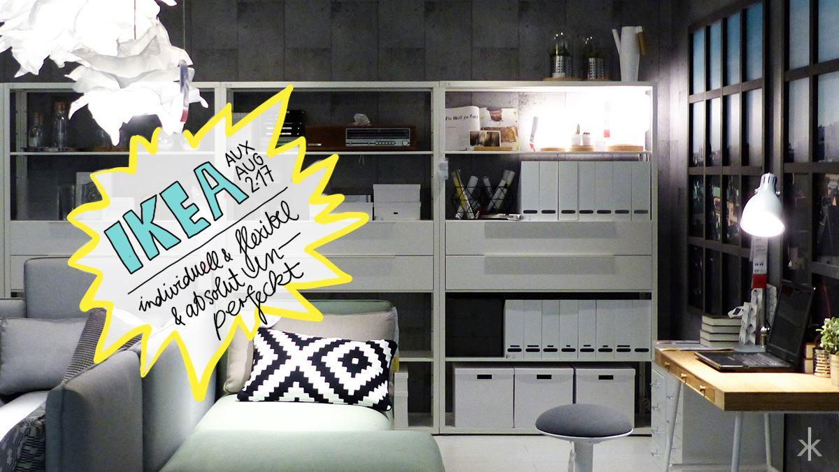 Der neue IKEA Katalog 2017 – das Presse-Event in Augsburg