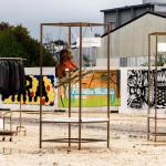 Diverse Graffiti-Künstler