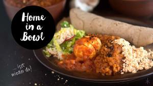 Home in a Bowl – Interkulturelle Küche, das Kochbuch aus Augsburg