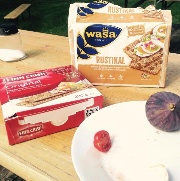 Vollkornknäcke im Vergleich – Wasa und Finncrisp