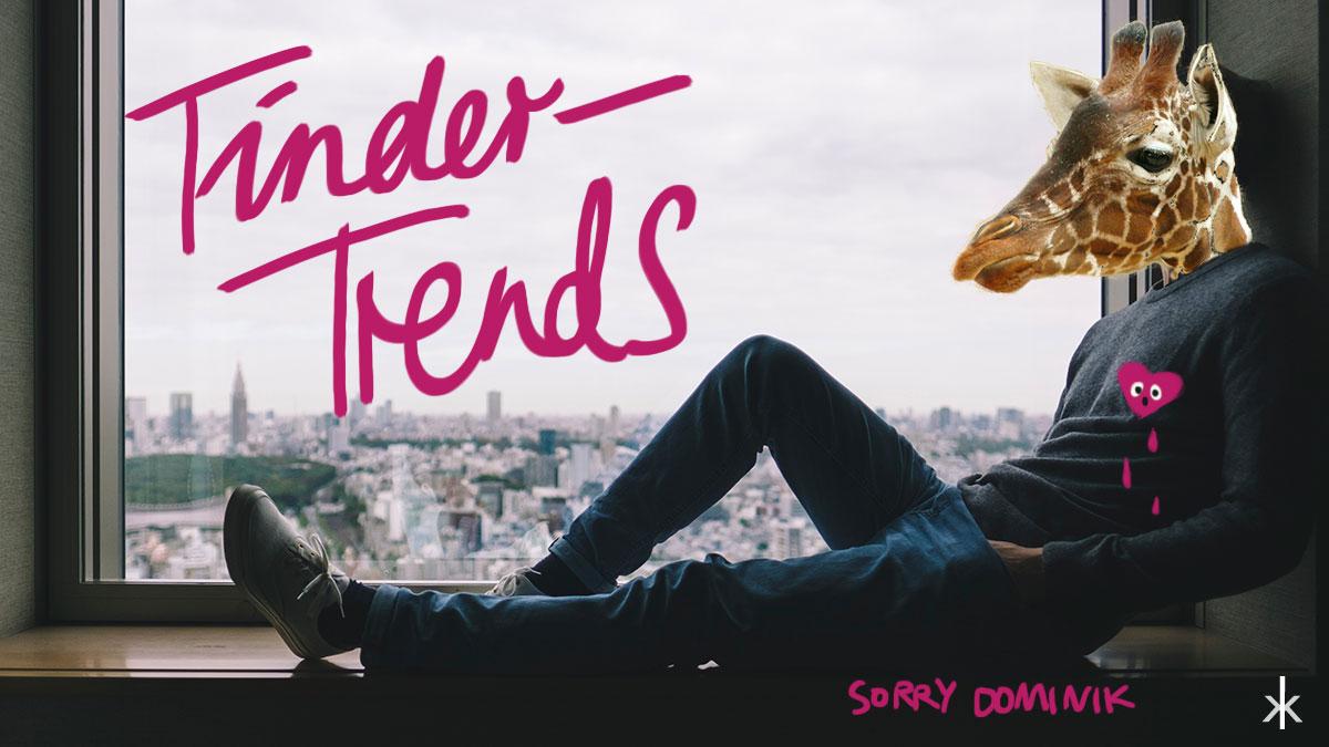 Mann guckt traurig aus dem Fenster. Wenn er sich an den aktuellen Tinder-Trends orientiert, macht er das noch länger!