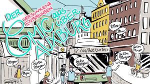 Versunken und Entsprungen –der Comic aus und über Augsburg