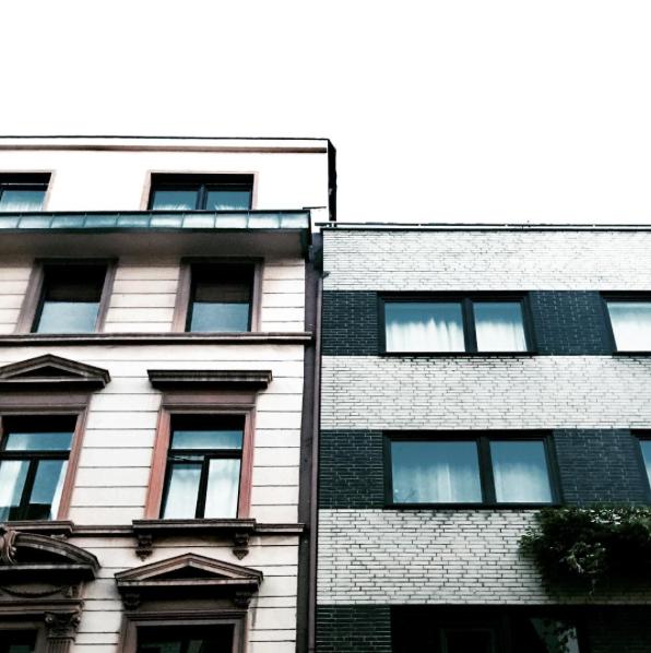 Köln: Wo Altbau mit Neubau kuschelt