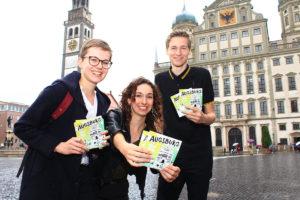 Das USE-IT Team Augsburg