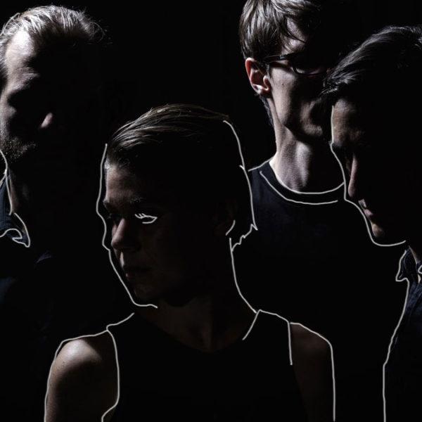 Band Hope Album Release Konzert Titelbild, überzeichnet von Miriam Lochner