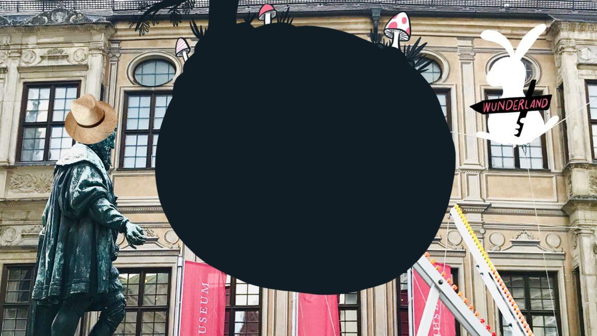 Augsburger Innenstadt im Sommer 2020